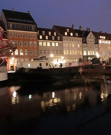 Copenhagen night life