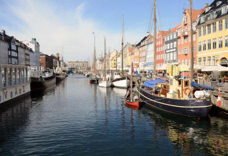 Köpenhamn från vattnet